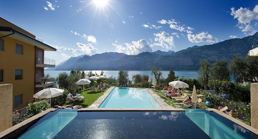 Hotel Internazionale, Malcesine, Lake Garda, Italy - Swimming Pool.jpg