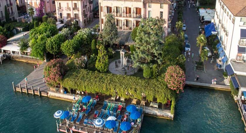 Catullo Hotel, Sirmione, Lake Garda, Italy - Exterior aerial view.jpg