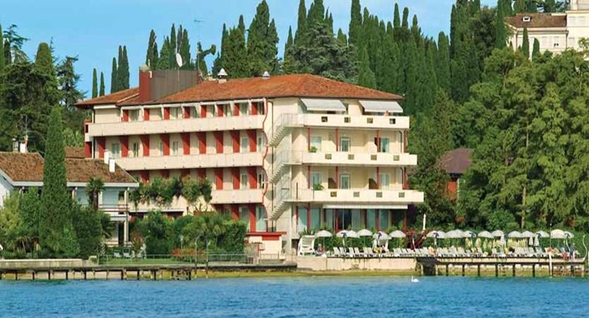 Continental Hotel, Sirmione, Lake Garda, Italy - Exterior & lake.jpg