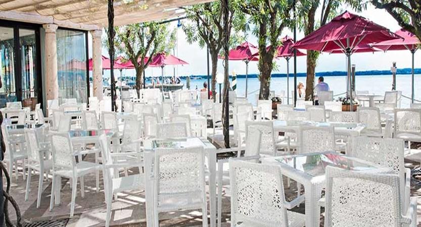 Hotel Sirmione, Al Fresco Dining