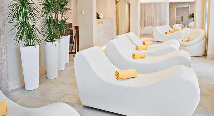 Hotel Sirmione, Relaxation and Spa Area