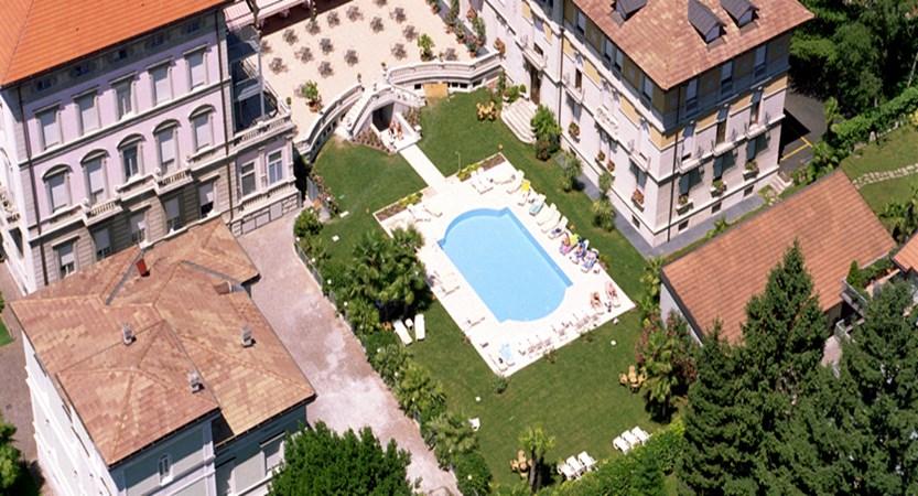 Grand Hotel Liberty, Riva, Lake Garda, Italy - Aerial view of the Grand Hotel Liberty.jpg