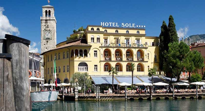 Sole Hotel, Riva, Lake Garda, Italy - Exterior.jpg