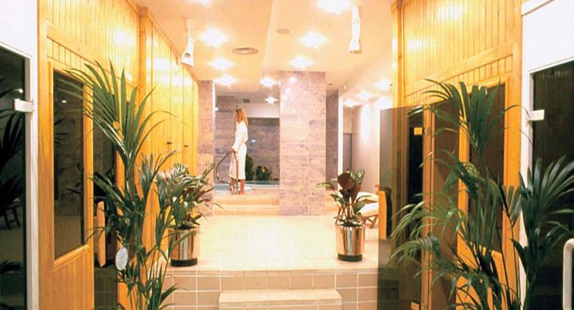 Font D'argent - spa area