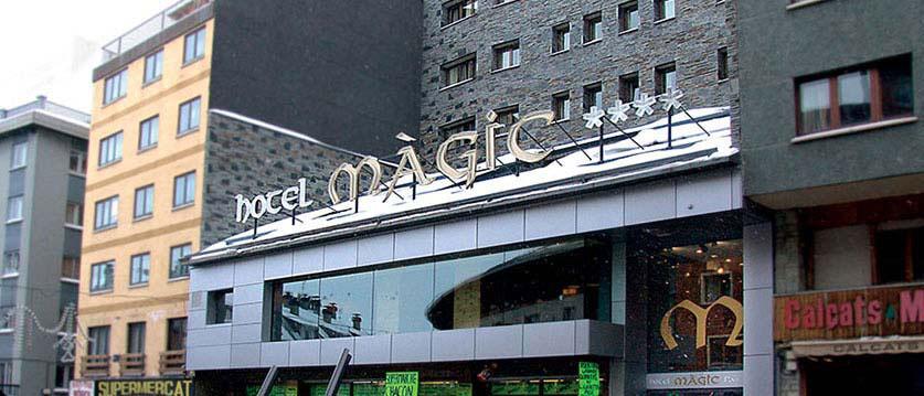 Hotel Magic - exterior