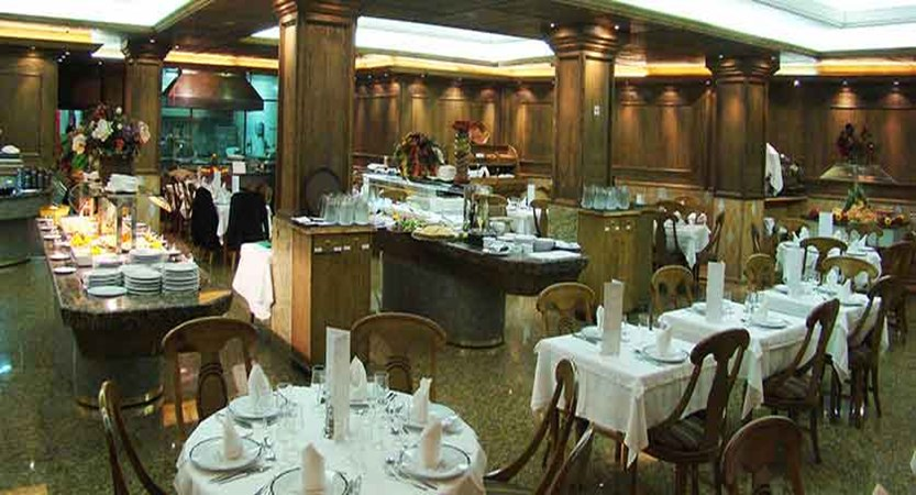 Princesa Parc - buffet restaurant