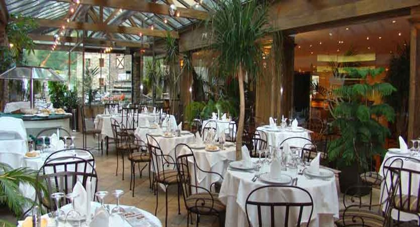 Princesa & Diana parc buffet restaurant