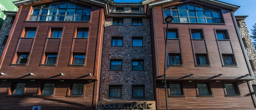 Hotel Magic Massana - Exterior