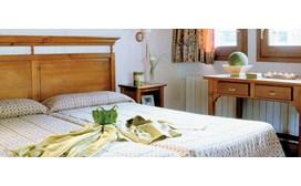 Hotel Xalet Verdu, bedroom