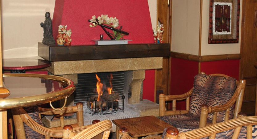 Hotel Palarine - lounge