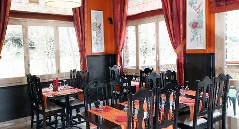 Hotel Palarine - Restaurant