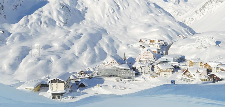 St. Christoph - Arlberg Ski Area
