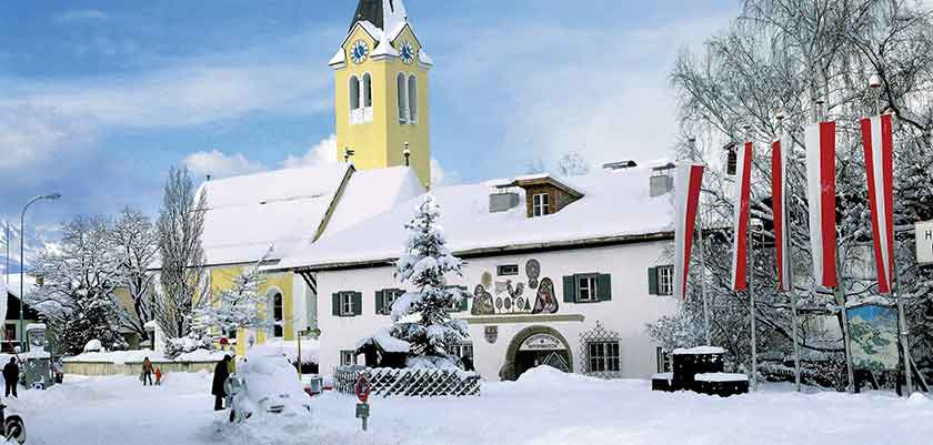 Sporthotel Igls Igls Austria Ski Holidays Inghams