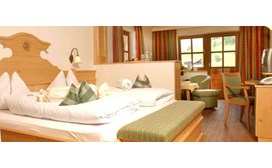 Hotel Hammerhof, Bedroom