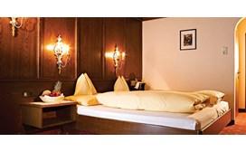 Hotel Bellevue, Bedroom