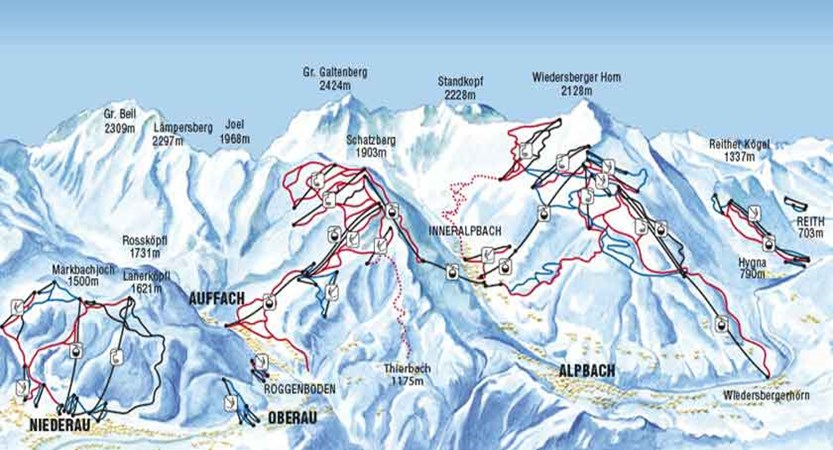 Austria_The-Ski-Juwel-area_Oberau_Ski-piste-map.png