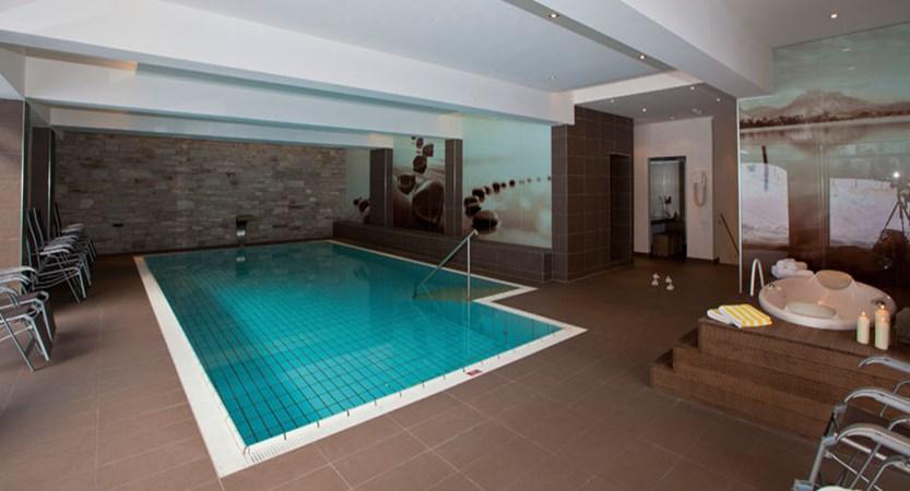 Alpine resort, zell am see, indoor pool