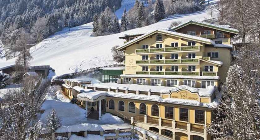 Hotel Berner Zell Am See Austria Exterior