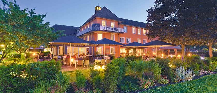 Ganter Hotel Mohren, exterior, Lake Constance, Germany.jpg