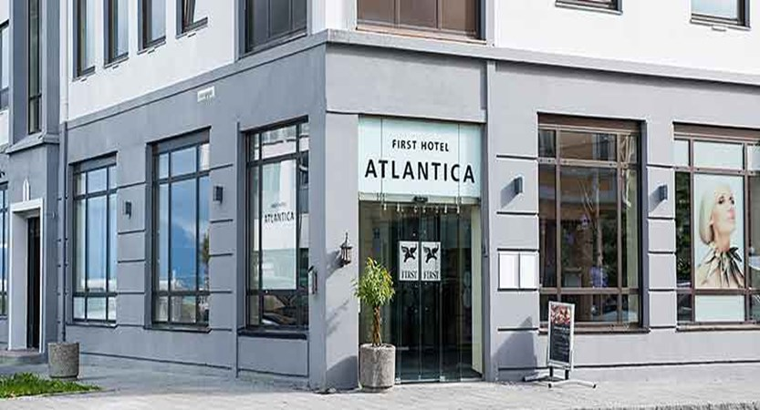 First Hotel Atlantica, Ålesund, Norway - entrance.jpg