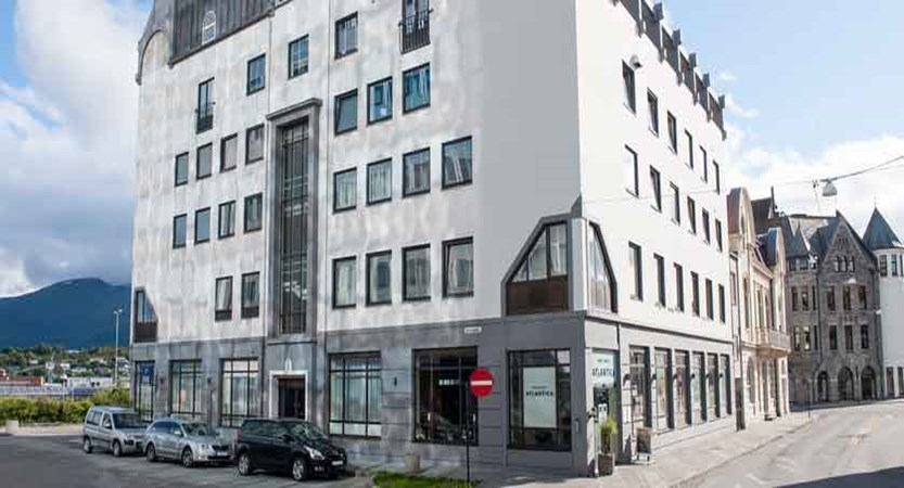 First Hotel Atlantica, Ålesund, Norway - exterior.jpg