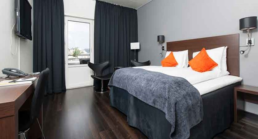 First Hotel Atlantica, Ålesund, Norway - standard bedroom.jpg