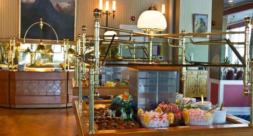Kviknes Hotel, Balestrand, Norway - buffet 2.jpg