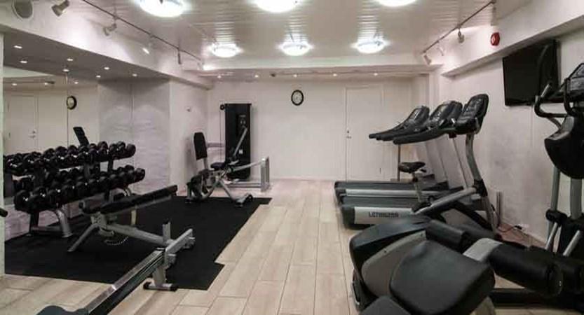 Augustin Hotel, Bergen, Norway - gym.jpg