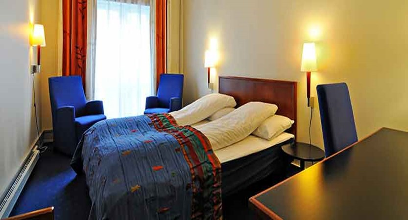Augustin Hotel, Bergen, Norway - typical standard room.jpg