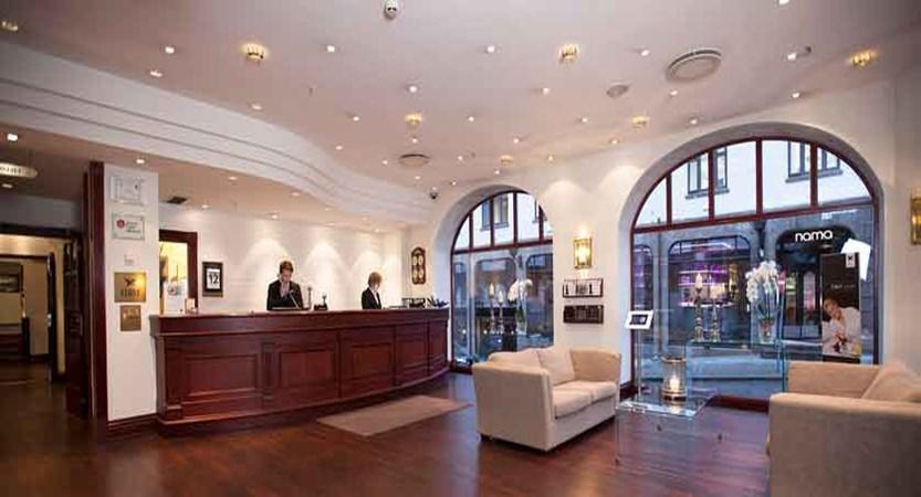 First Hotel Marin, Bergen, Norway - lobby.jpg