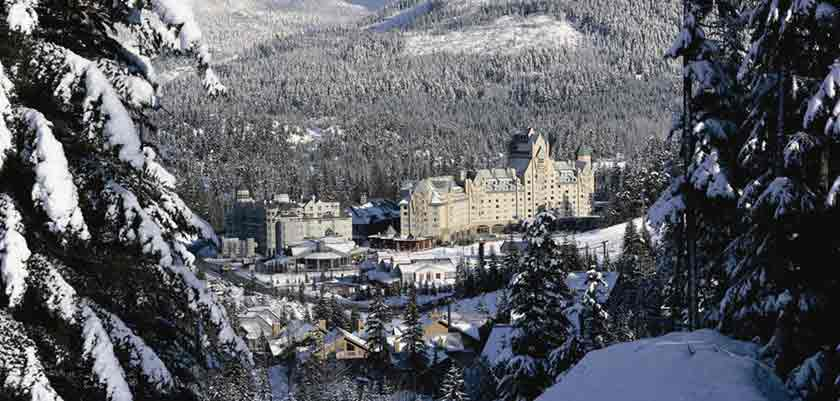 Fairmont Chateau Hotel Whistler Canada Ski Holidays