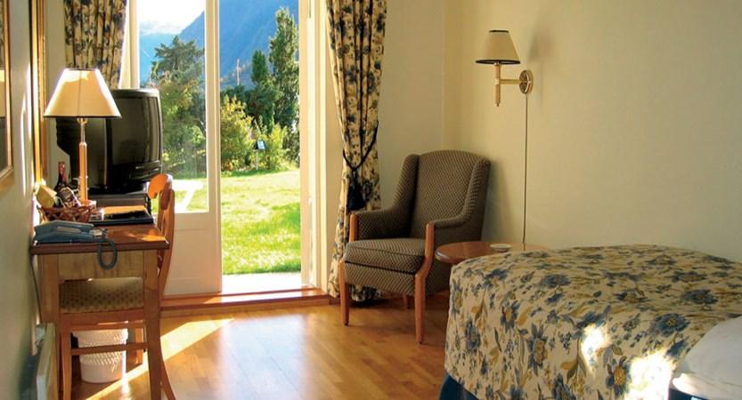 Brakanes Hotel, Ulvik, Norway - A groundfloor single bedroom.jpg