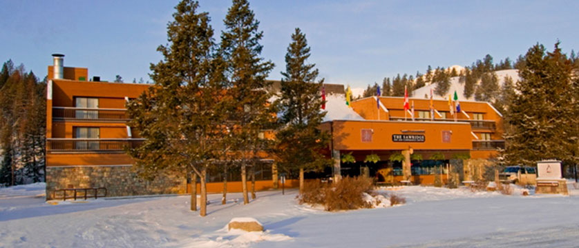 Sawridge Hotel Jasper Canada Ski Holidays Inghams