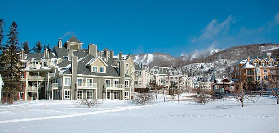 Hotel Ermitage Du Lac Mont Tremblant Canada Ski Hols