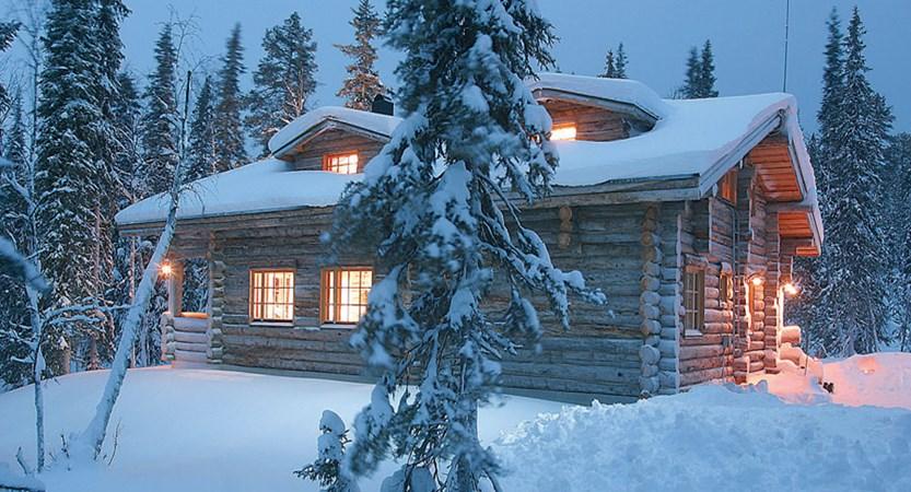 yllas log cabins yllas lapland finland ski holidays inghams