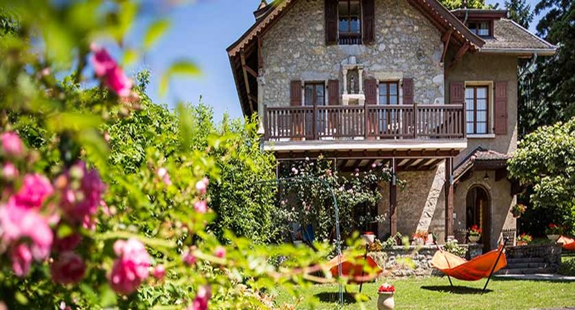 Hotel Le Cottage,Talloires, Lake Annecy, France - Exterior.jpg