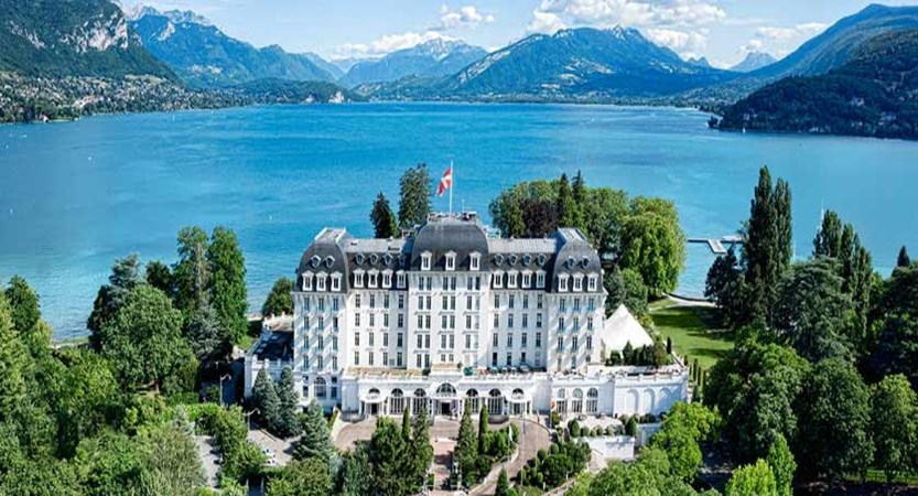 Hotel Imperial Palace, Talloires, Lake Annecy, France - exterior in summer.jpg