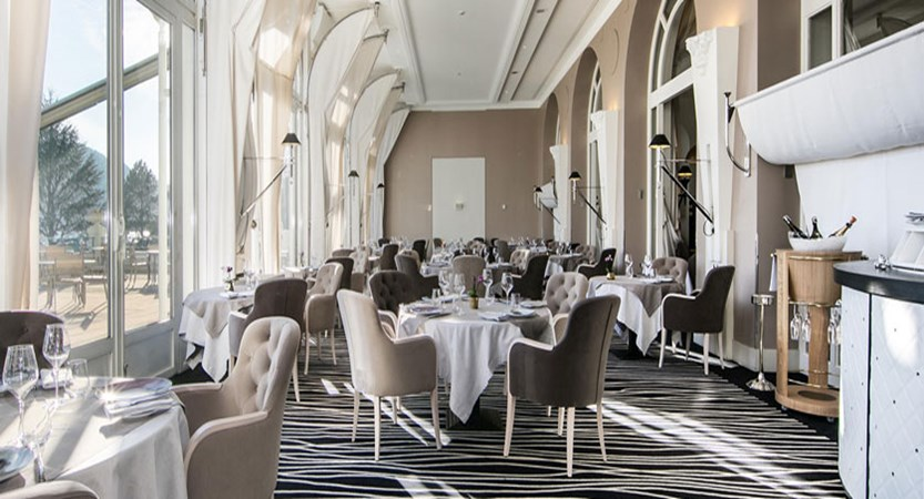 Hotel Imperial Palace, Talloires, Lake Annecy, France - 'La Voile' restaurant.jpg