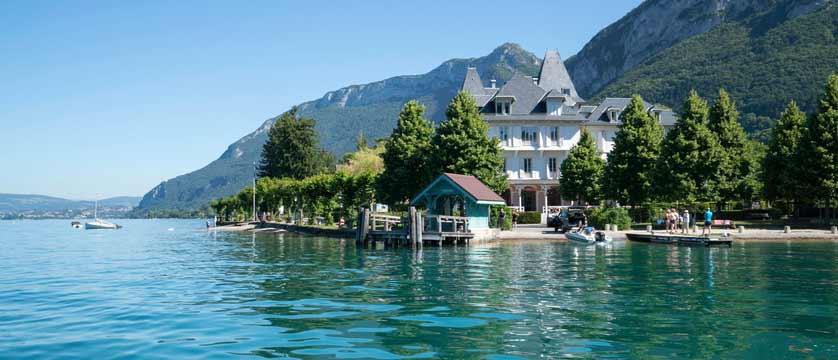 Hotel Pavillon des Fleurs, Talloires, Lake Annecy, France - exterior.jpg