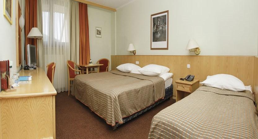 Hotel Kompas, Kranjska Gora, Slovenia - 3 pax bedroom.jpg