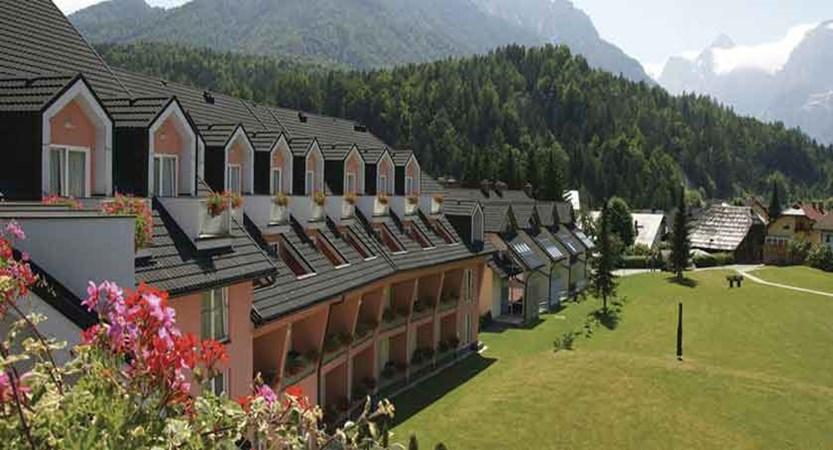 Ramada Hotel & Suites, Kranjska Gora, Slovenia - aerial view.jpg