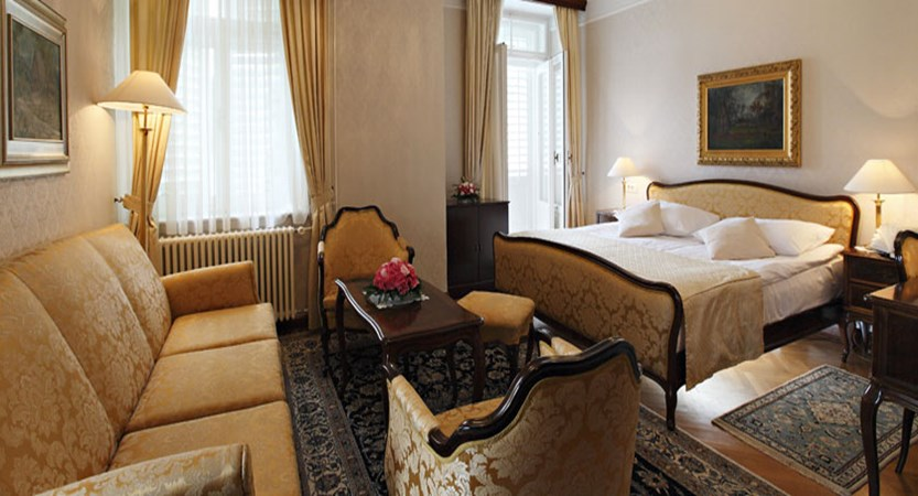 Grand Hotel Toplice, Bled, Slovenia - double bedroom with balcony 2.jpg