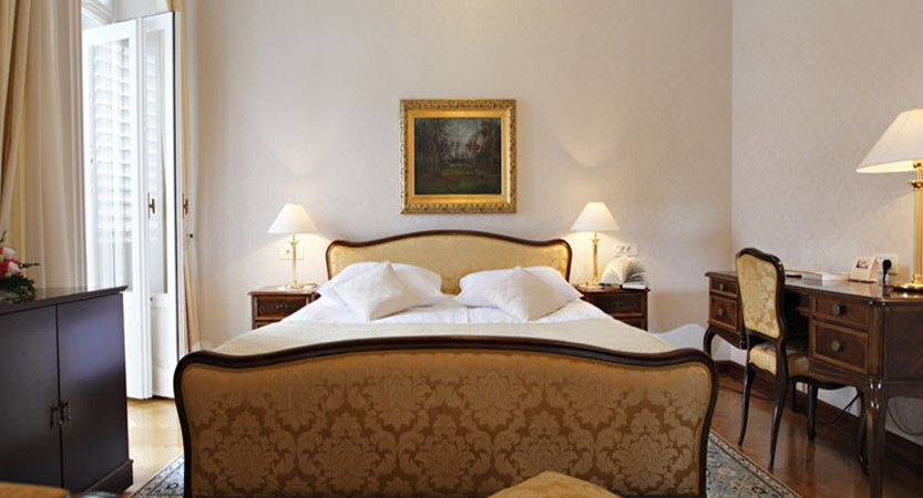 Grand Hotel Toplice, Bled, Slovenia - double bedroom with balcony.jpg