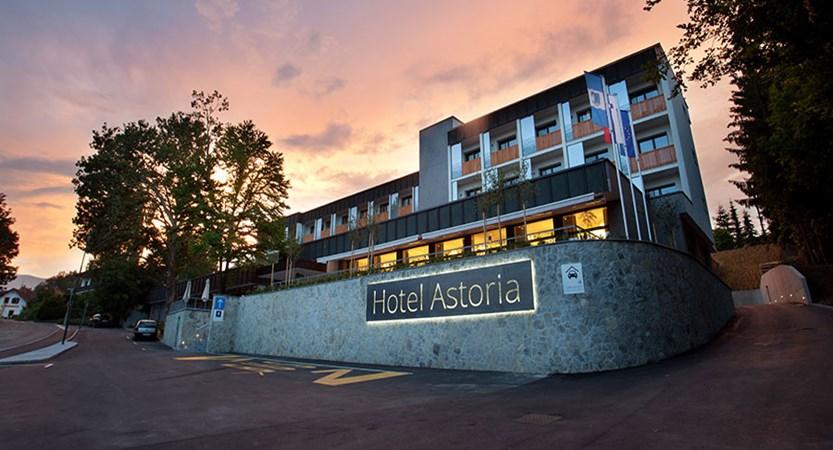 Hotel Astoria, Bled, Slovenia - Evening exterior.jpg