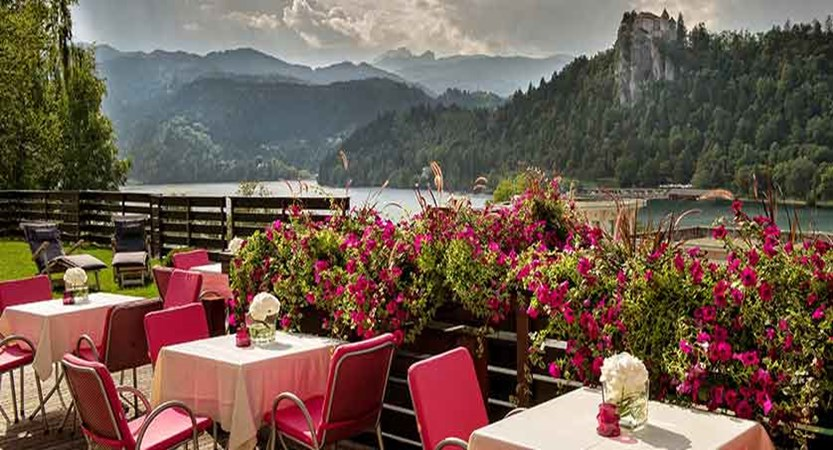 Hotel Kompas, Lake Bled, Slovenia - view from the hotel terrace.jpg