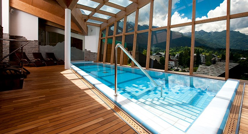 Bohinj ECO Hotel, Bohinj, Slovenia - exclusive wellness area.jpg