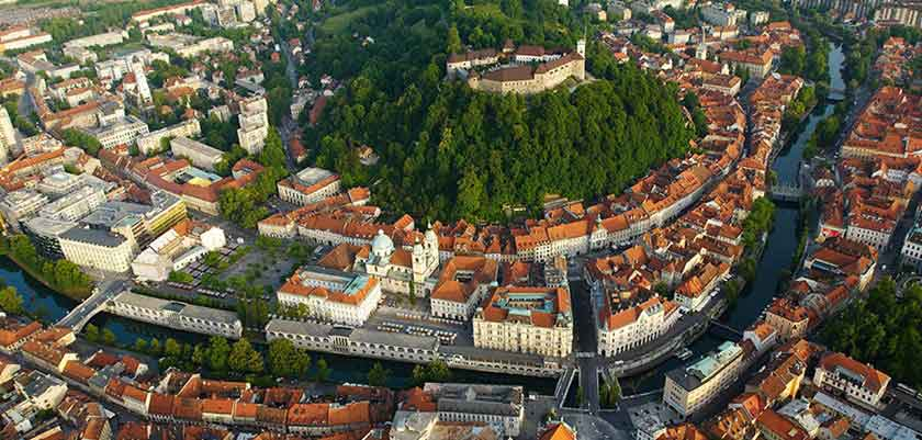 Aerial view of Ljubljana.jpg