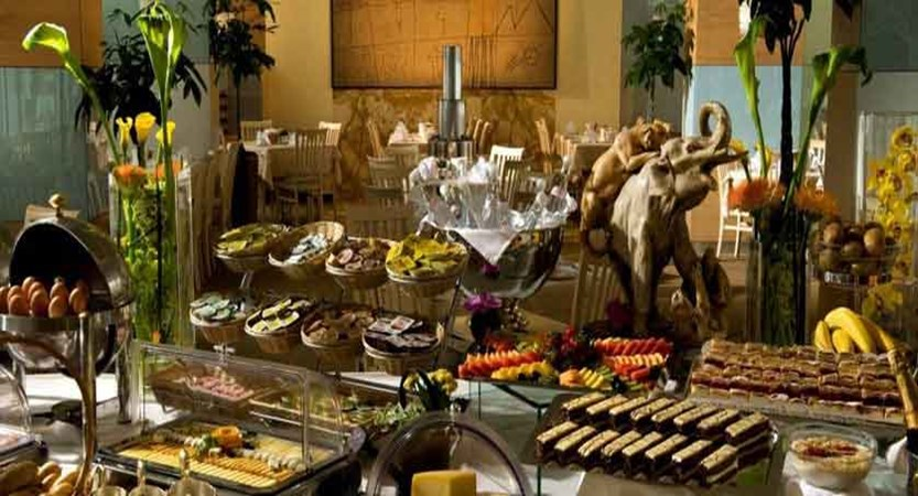Hotel Slon, Ljubljana, Slovenia - Breakfast buffet.jpg