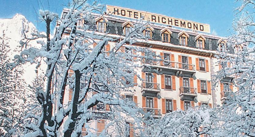 Richemond hotel exterior