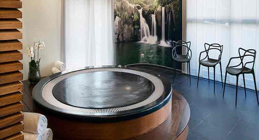 Hotel Excelsior Jacuzzi